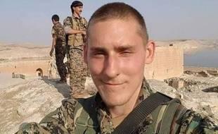 Ryan Lock, originaire du Sussex en Grande-Bretagne, avait décidé de prendre les armes aux côtés des troupes kurdes.