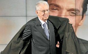 La politique de rigueur de Mario Monti pourrait être sanctionnée.