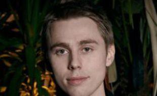Le joueur de poker Adrien Allain