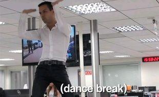 Capture d'écran du clip de réponse de l'employeur de Marina Shifrin
