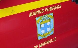 Marseille le 17 JUIN 2015 Illustration marins-pompiers