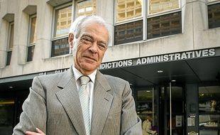 """Jean-Marie Delarue s'inquiète du danger des prisons """" déshumanisées """"."""