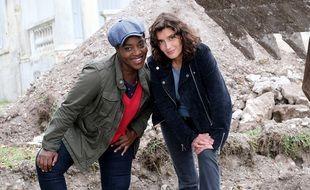 Claudia Tagbo et Hélène Seuzaret, médailles d'or des audiences