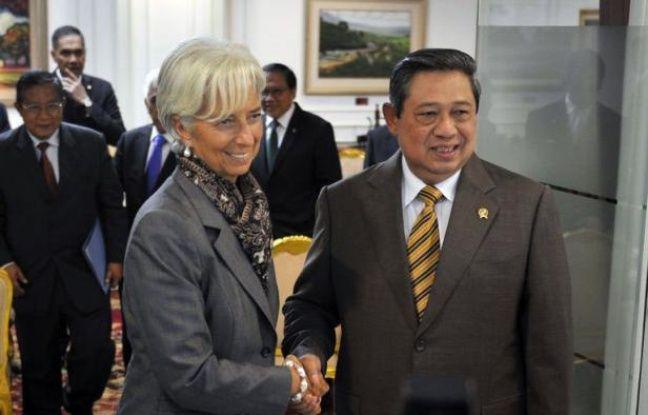 La directrice générale du Fonds monétaire international (FMI), Christine Lagarde, a mis en garde contre une poussée du protectionnisme, mardi lors d'une visite en Indonésie, deuxième étape d'une tournée asiatique.