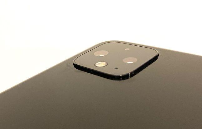 Deux capteurs photo à l'arrière de 16 et 12,2 mégapixels.