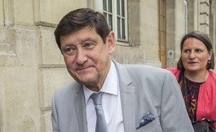 Patrick Kanner rencontrera l'actuelle maire Martine Aubry en septembre