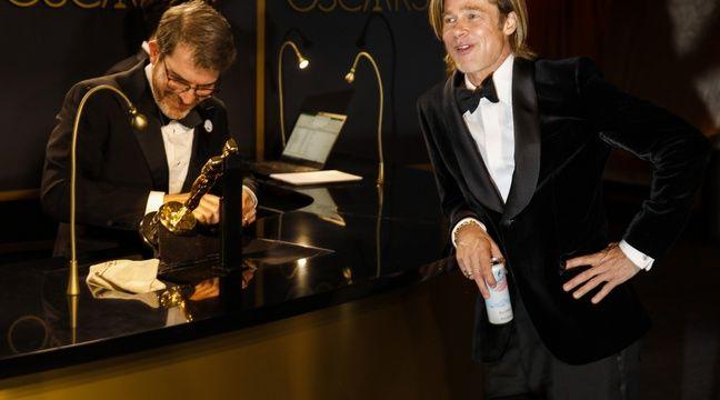 VIDEO. Brad Pitt dévoile le secret de ses discours hilarants aux cérémonies