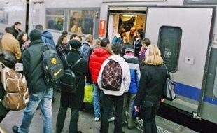 La Côte d'Azur concentre 40 % du trafic TER de toute la région Paca.