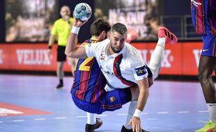 Luka Karabatic et les siens n'ont rien pu faire contre Barcelone