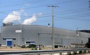 """La Socatri a indiqué qu'elle cessait immédiatement d'utiliser la plus vétuste de ses deux installations, qu'elle prévoyait de fermer """"dans les prochaines semaines"""" dans le cadre d'un plan de modernisation."""