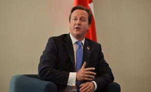 """Le premier ministre David Cameron a estimé à Londres que la Banque centrale européenne (BCE), telle qu'elle a agi jeudi, n'a jamais été """"aussi proche"""" de ce que souhaite le gouvernement britannique en la matière depuis très longtemps."""