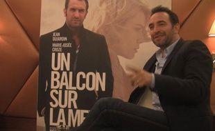Jean Dujardin à Paris, le 30 novembre à Paris, pour 20Minutes.fr