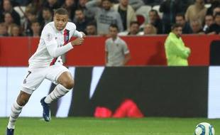 De retour de blessure, Kylian Mbappé a brillé à Nice.