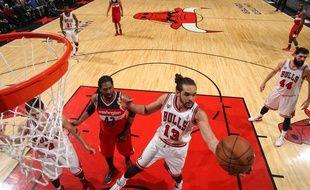 le Français des Chicago Bulls Joakim Noah, le 11 janvier 2016.