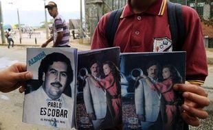 Un musée dédié au roi de la cocaïne Pablo Escobar a été fermé à Medellin. (Illustration)