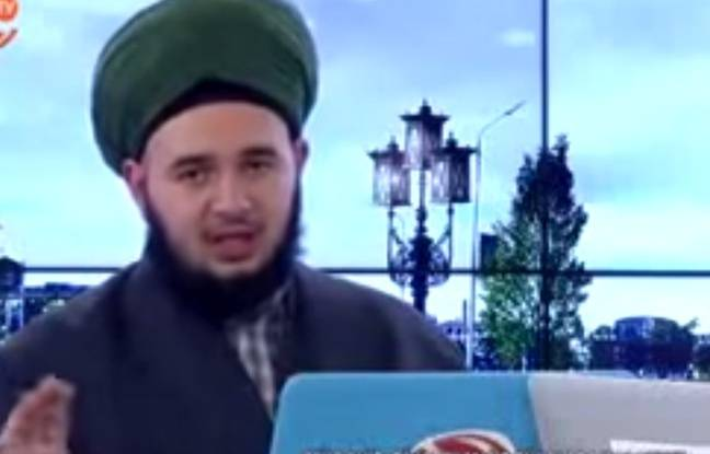 Capture écran vidéo youtube compte Mücahid Cihad Han, le 24 mai 2015.