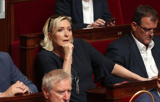 Rentrée politique: Marine Le Pen étrille Macron et vise les municipales, «prélude» à 2020