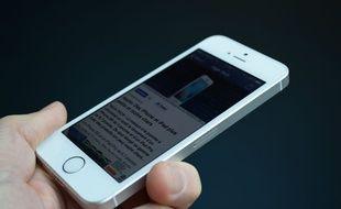 Le nouvel iPhone SE est disponible à la vente depuis le 31 mars.