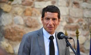 David Lisnard, maire LR de Cannes, le 11 juin 2021