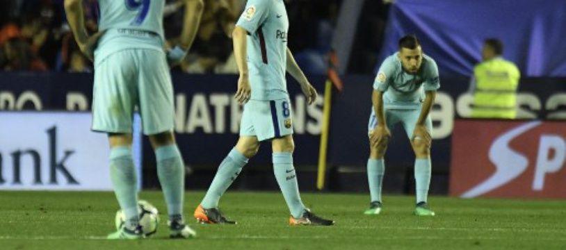 Suarez, Iniesta et le Barça ne termineront pas la Liga invaincus
