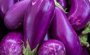 Des aubergines (image d'illustration).