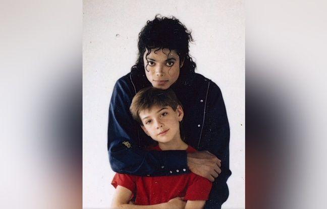 Michael Jackson et James Safechuck.