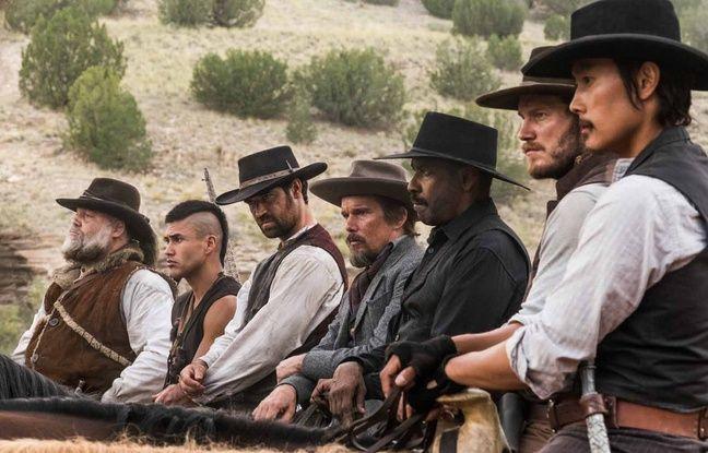 Les 7 mercenaires d'Ethan Hawke
