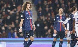 David Luiz devait être opérationnel pour la C1.