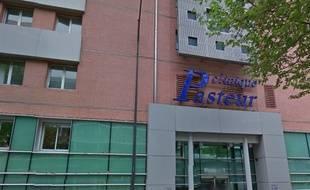 La clinique Pasteur, à Toulouse.