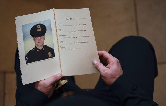 648x415 policier capitole brian sicknick decede apres avoir attaque emeutiers