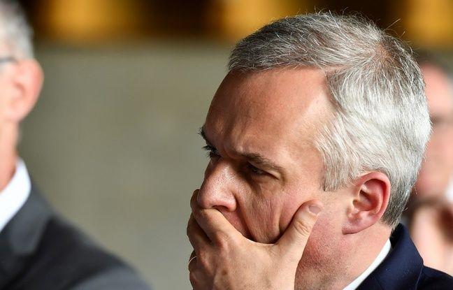 Affaire de Rugy: «Je n'ai absolument pas de raison de démissionner», affirme le ministre