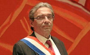 Le maire Roland Ries.