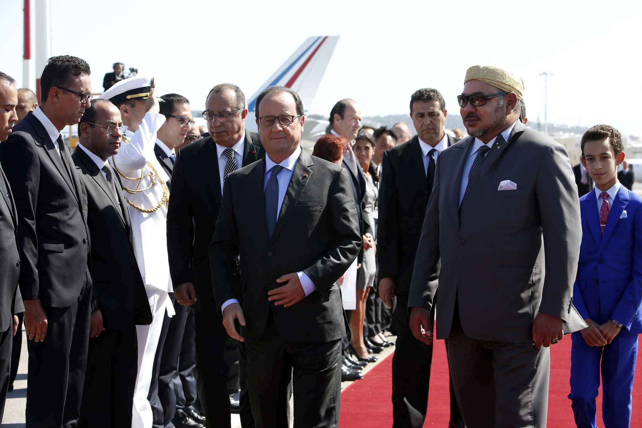 consulat de la hollande au maroc