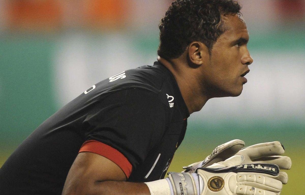 Bruno Fernandes, ancien gardien de Flamengo, a été libéré alors qu'il avait été condamné à 22 ans de prison en 2013 pour pour l'assassinat d'une femme en 2010.  – Felipe Dana/AP/SIPA