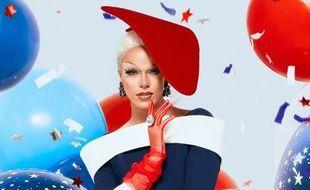 Nicky Doll, drag-queen française expatriée à New-York, participe au concours de Ru Paul.