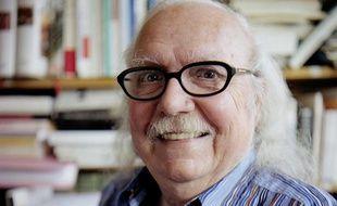 Le linguiste Alain Rey en 2002