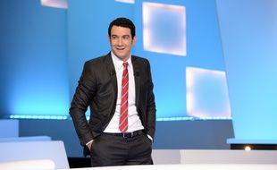 Thomas Thouroude, présentateurr du Before sur Canal+