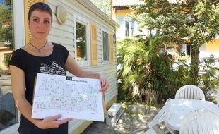 Claire Cohen veut sauver les emplacements et les emplois de son camping.