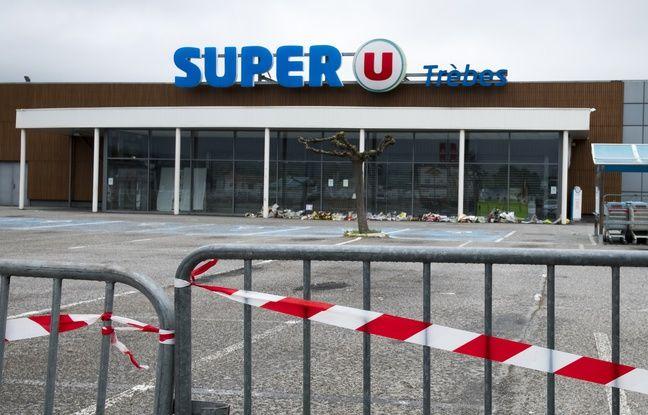 VIDEO. Attentat dans l'Aude: On en sait plus sur le déroulement de l'attaque du Super U de Trèbes