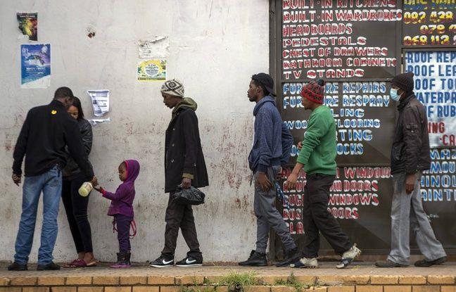 Coronavirus: Une séquence de LCI sur le test d'un vaccin en Afrique suscite l'indignation des internautes