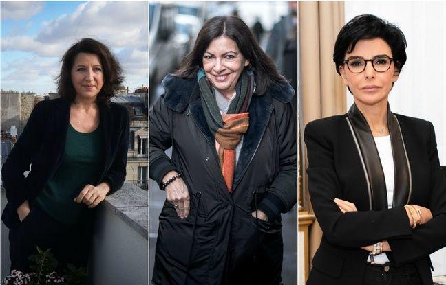 Municipales 2020 à Paris : Hidalgo, Dati et Buzyn vont débattre sur BFMTV le 24 juin