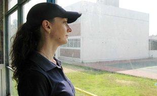 Florence Cassez dans sa prison a Mexico City, Novembre, 2007