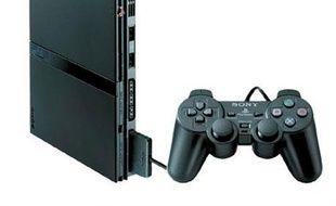 La playstation 2 slim de Sony
