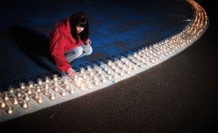 Le 8 décembre, les Lyonnais allument traditionnellement des lumignons, en hommage à la Vierge Marie.