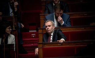 François de Rugy, à l'Assemblée nationale le 11 février 2020.
