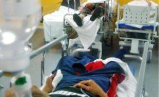 Le prix d'une journée à l'hôpital pourrait passer de 16 euros à 20 euros.