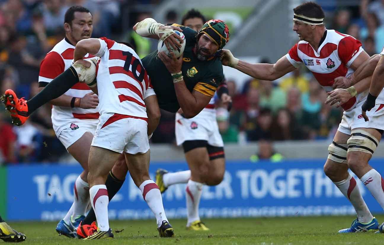 coupe du monde de rugby la d faite de l 39 afrique du sud contre le japon relance la question raciale. Black Bedroom Furniture Sets. Home Design Ideas