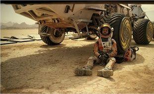Matt Damon dans Seul sur Mars de Sir Ridley Scott