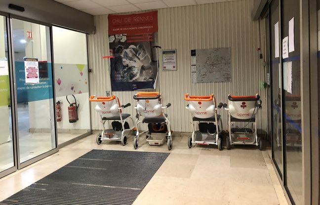 Coronavirus à Lorient: Sept décès constatés dans un Ehpad