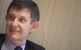 Jean-Pierre Jouyet, directeur général de la Caisse des dépôts et consignations (CDC)